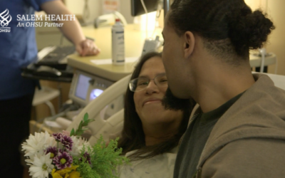 Video: Expectant Mother's Water Breaks On Her Wedding Day!