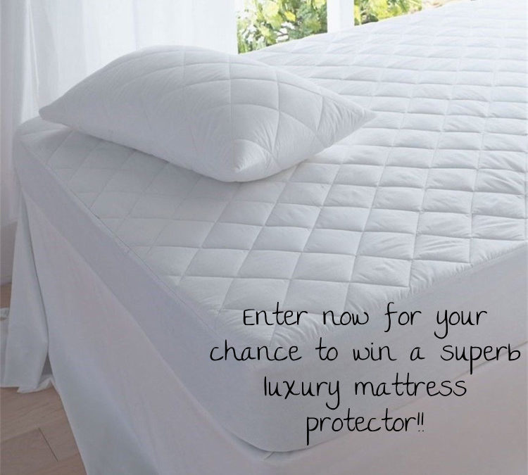 Mattress protector prize draw