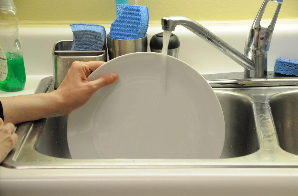 How to Make Dishwashing More Fun